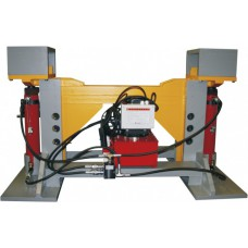 Комплект оборудования для подъема карьерных самосвалов КОП1-50