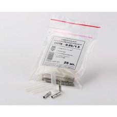 Мультиразмерные ремнаборы СОТК для герметичного соединения проводов