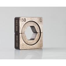 Набор матриц НМ-300 DIN (КВТ) для опрессовки медных наконечников по DIN 46235