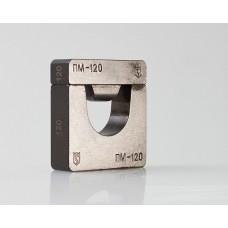 Набор матриц НМ-300-ПМ (КВТ) для опрессовки медных листовых наконечников ПМ